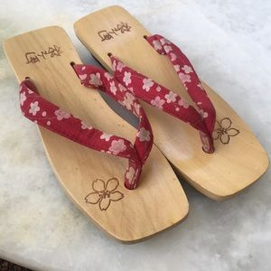 Sandals Women Japanese On Wooden Poshmark 1cuTlJKF3